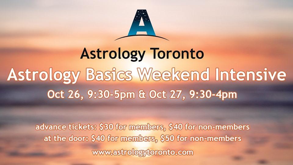 Weekend Basics Workshop Oct 2019