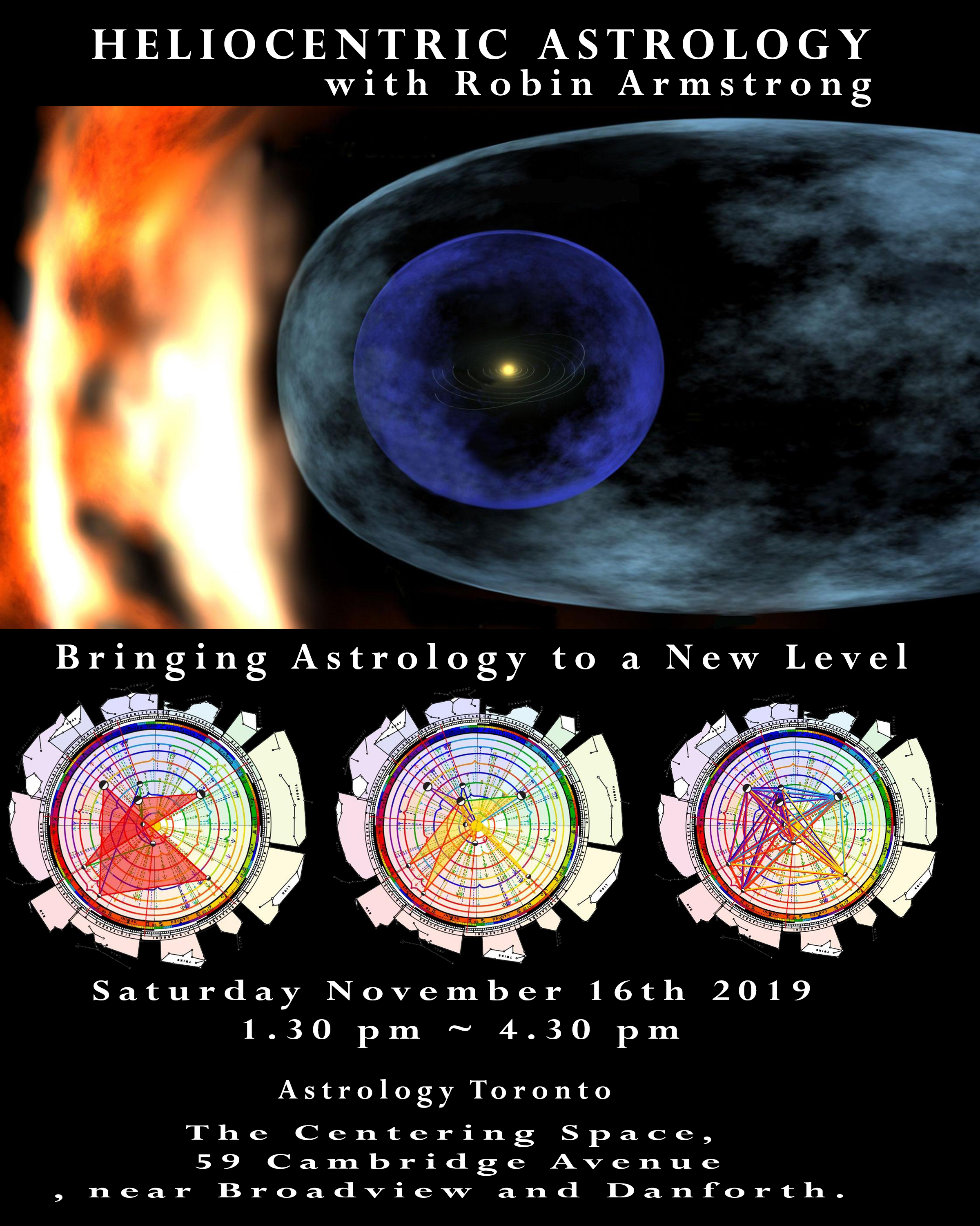 Heliocentric-Astrology-poster